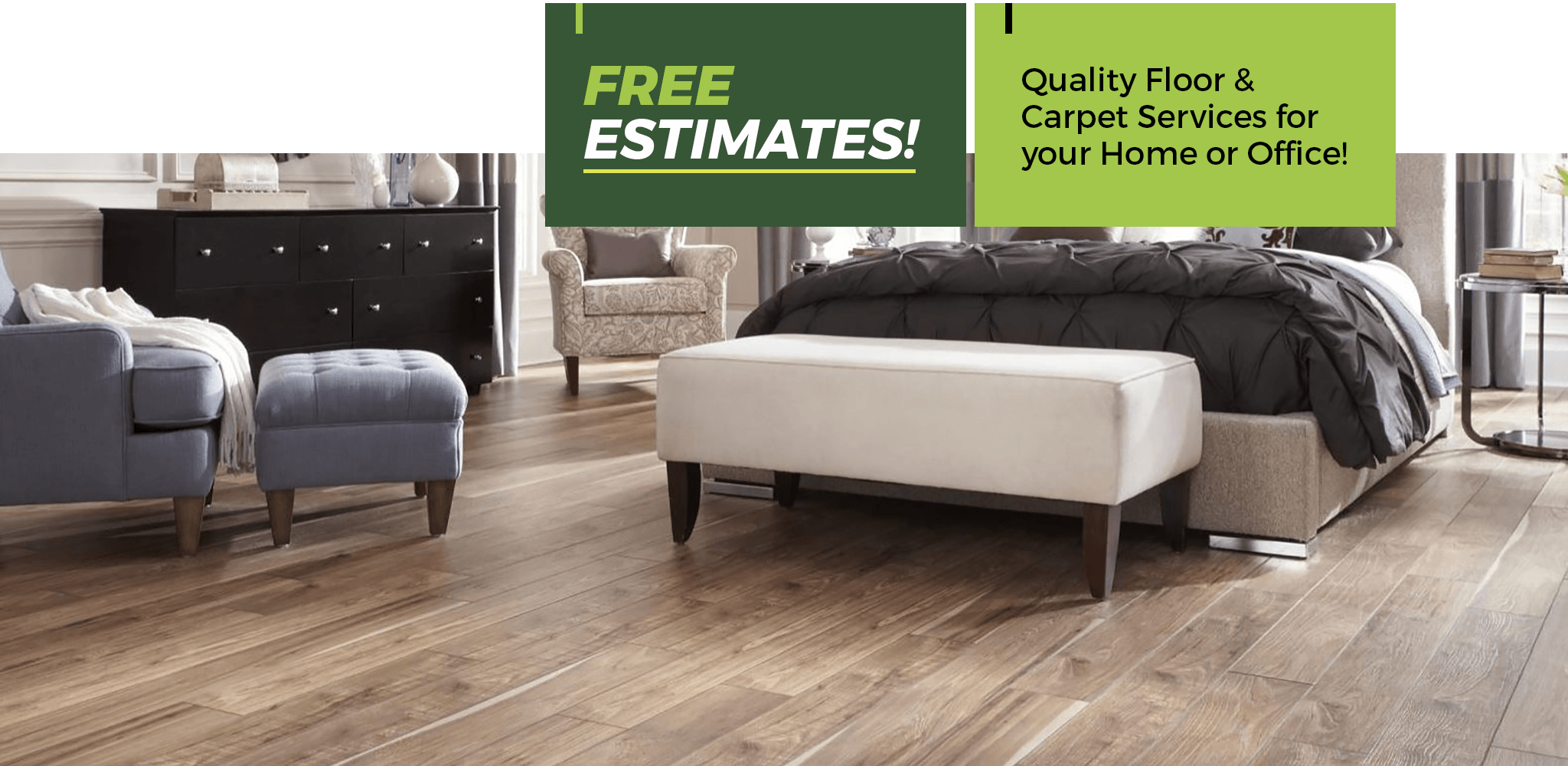 Laminate flooring for home or office - Shop Carpet Corp.