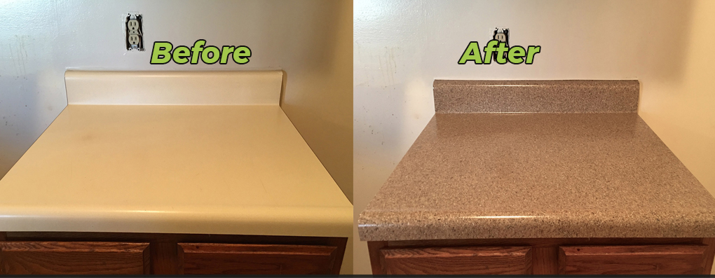 Another services and painting solutions. Countertops, bathtubs, interiors & exteriors